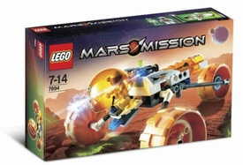 LEGO Mars Mission Set #7694 MT-31 Trike