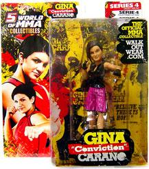 Round 5 World of MMA Champions UFC Exclusive Action Figure Gina