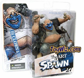 McFarlane Toys Spawn Series 27 The Art of Spawn Action Figure Clown 5
