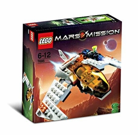 LEGO Mars Mission Set #7695 MX-11 Astro Fighter