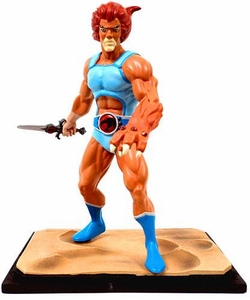 Icon Heroes Thundercats 2010 SDCC San Diego Comic Con Exclusive 6 Inch Poly Resin Statue Lion-O [Short Sword] Only 500 Made!