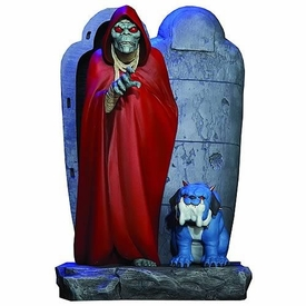 Hard Hero Thundercats Limited Edition Collectible 10 Inch Statue Mumm-Ra Only 1,000 Made!