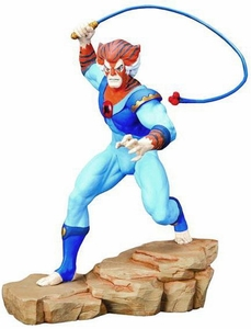 Thundercats Hard Hero 10 Inch Limited Edition Artist Proof Statue Tygra [1 of 100]