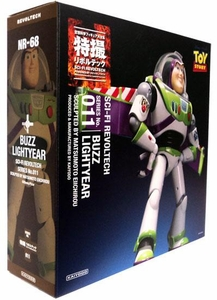 Disney / Pixar Toy Story 3 Sci-Fi Revoltech #011 Action Figure Buzz Lightyear