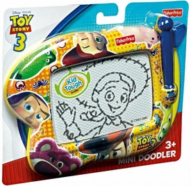 Disney / Pixar Toy Story 3 Kid Tough Mini Doodler Toy Story 3 Cast