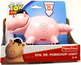 Disney / Pixar Toy Story 3 Evil Dr. Porkchop Light