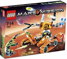 LEGO Mars Mission Set #7697 MT-51 Claw Tank Ambush