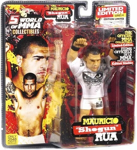 Round 5 World of MMA Champions UFC Exclusive Limited Edition Action Figure Mauricio