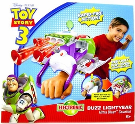 Disney / Pixar Toy Story 3 Roleplay Toy Buzz Lightyear Ultra Blast Gauntlet