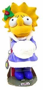 The Simpsons 12 Inch Deluxe Plush Figure Holiday Lisa
