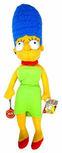 The Simpsons 16 Inch Deluxe Plush Figure Marge [With Stand]