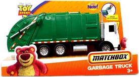 Disney / Pixar Toy Story 3 Matchbox Garbage Truck