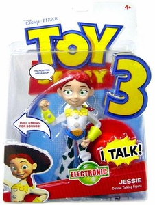Disney / Pixar Toy Story 3 Electronic Talking Action Figure Jessie