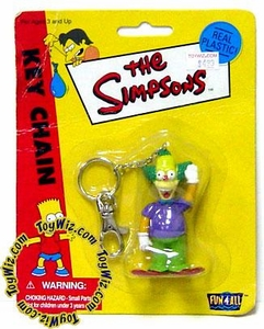 The Simpsons Krusty Keychain