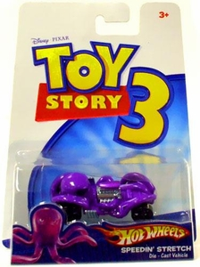 Disney / Pixar Toy Story 3 Hot Wheels Die Cast Vehicle Speedin' Stretch