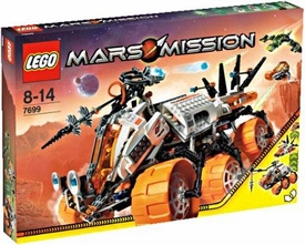 LEGO Mars Mission Set #7699 MT-101 Armored Drilling Unit