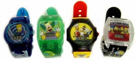 The Simpsons Burger King 4 Piece Watch Set
