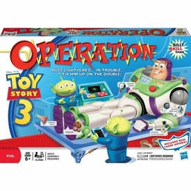 Disney / Pixar Toy Story 3 Board Game Operation [Buzz Lightyear]