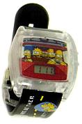 The Simpsons Burger King Watch Family Drive