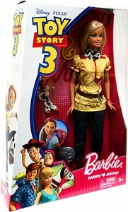 Disney / Pixar Toy Story 3 Barbie Doll Barbie Loves Jessie