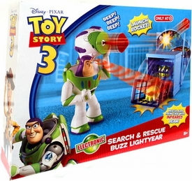 Disney / Pixar Toy Story 3 Exclusive Electronic Search & Rescue Buzz Lightyear