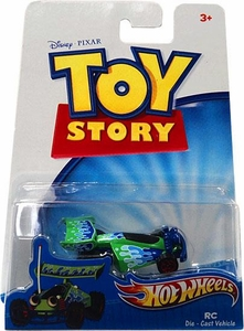 Disney / Pixar Toy Story 3 Hot Wheels Die Cast Vehicle RC