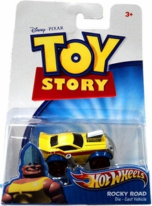Disney / Pixar Toy Story 3 Hot Wheels Die Cast Vehicle Rocky Road