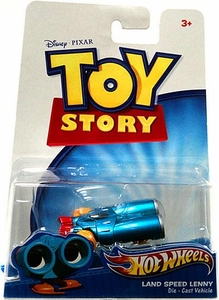 Disney / Pixar Toy Story 3 Hot Wheels Die Cast Vehicle Land Speed Lenny