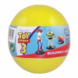Toy Story 3 Tomy Gashapon Buildable Figures Blind Pack [Random]