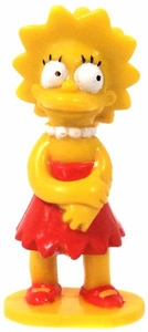 The Simpsons Mini PVC Figure Lisa