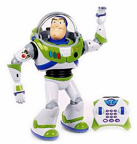Disney / Pixar Toy Story 3 Exclusive U-Command Buzz Lightyear with Remote Control