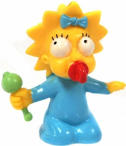 The Simpsons Mini PVC Figure Maggie