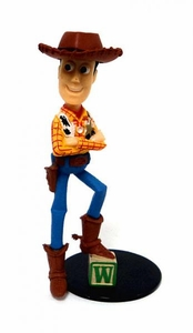 Toy Story 3 Tomy Gashopan Buildable Figure Woody