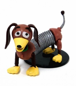 Toy Story 3 Tomy Gashopan Buildable Figure Slinky