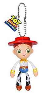 Toy Story Tomy Gashopan Swinging Figure Jessie