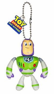 Toy Story Tomy Gashopan Swinging Figure Buzz Lightyear