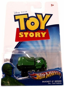 Disney / Pixar Toy Story 3 Hot Wheels Die Cast Vehicle Bucket O' Speed