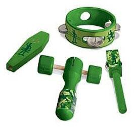 Disney / Pixar Toy Story 3 Army Battalion Percussion Pack