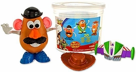 Toy Story 3 Exclusive Set Mr. Potato Head Spud Lightyear & Woody's Tater Roundup