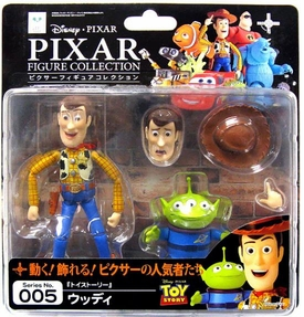 Toy Story Revoltech Pixar Figure Collection #005 Woody