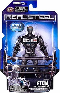 Real Steel Movie Series 1 BASIC Action Figure Atom [Junkyard Bot] Hot!