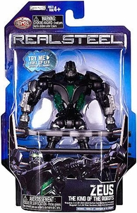 Real Steel Movie Series 1 BASIC Action Figure Zeus [King of the Robots]