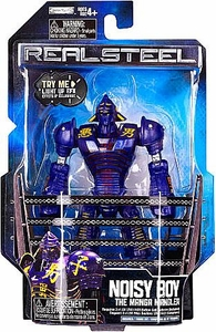 Real Steel Movie Series 1 BASIC Action Figure Noisy Boy [Manga Mangler]