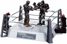 Real Steel Movie WRB Battle Champions Ring [Robot Brawling] New!