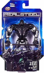 Real Steel Movie Series 1 DELUXE Action Figure Zeus [King of the Robots]