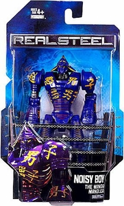 Real Steel Movie Series 1 DELUXE Action Figure Noisy Boy [Manga Mangler]