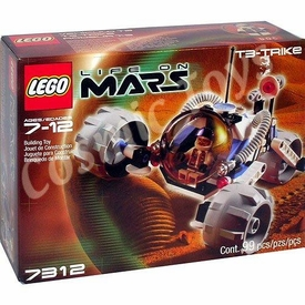 LEGO Life on Mars Set #7312 T3-Trike