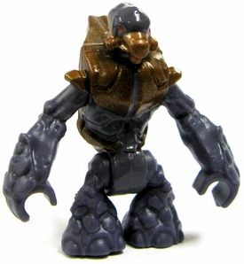 Halo Wars Mega Bloks LOOSE Mini Figure Covenant Orange Grunt