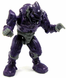 Halo Wars Mega Bloks LOOSE Mini Figure Covenant Purple Elite