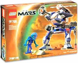 LEGO Life on Mars Set #7313 Red Planet Protector